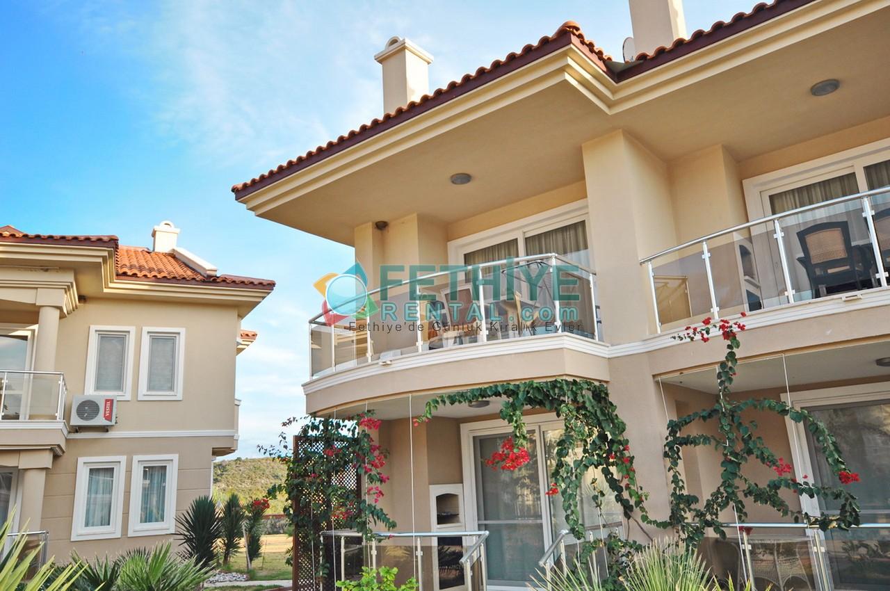 Fethiye Haftalık kiralık Tatil Evi