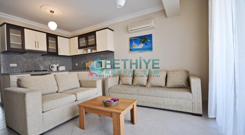 Fethiye kiralık yazlık ev  06