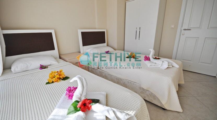 Fethiye kiralık yazlık ev  15