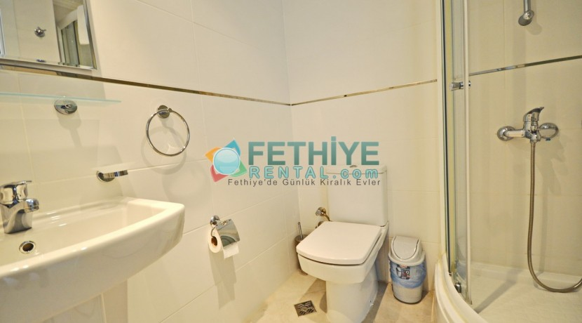 Fethiye kiralık yazlık ev  16
