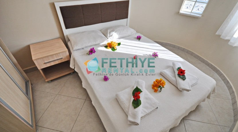 Fethiye kiralık yazlık ev  22