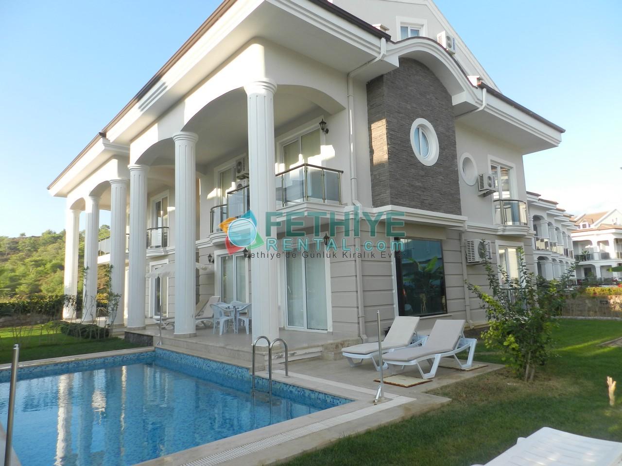 Haftalık Kiralık Mustakil Villa