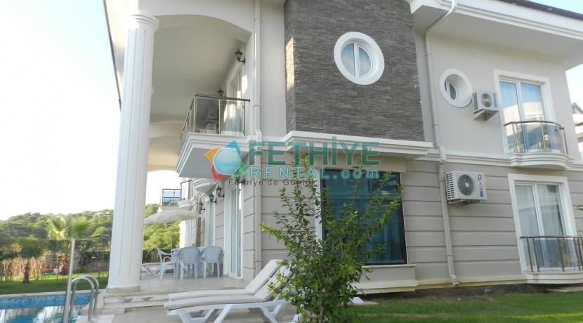 Haftalık Kiralık Mustakil Villa 12