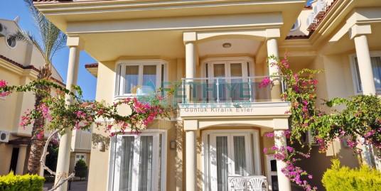 Fethiye Kiralık Yazlık müstakil villa