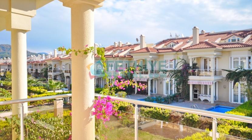 Fethiye Kiralık Yazlık müstakil villa-15