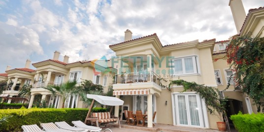 Kiralık Deniz Manzaralı Villa
