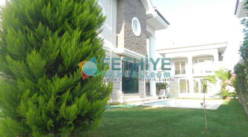 Fethiye Kiralık Villa 17