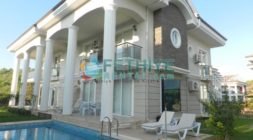 Fethiye Kiralık Villa 21