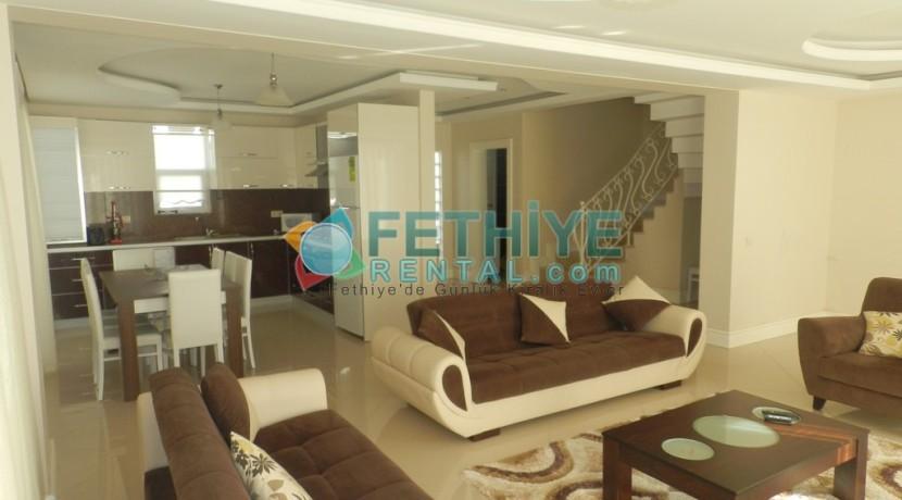 Fethiye Kiralık Villa 25
