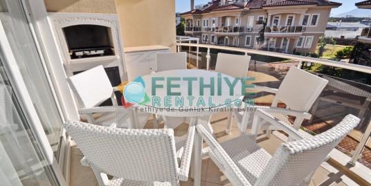 Fethiye Sunset Beach Club Kiralık Daire