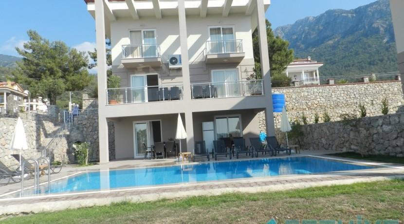 Haftalık Kiralık Villa Fethiye 01