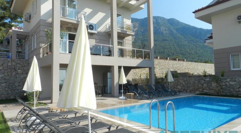 Haftalık Kiralık Villa Fethiye 12