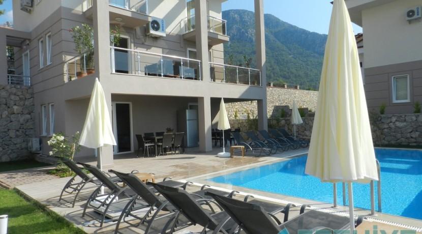Haftalık Kiralık Villa Fethiye 15