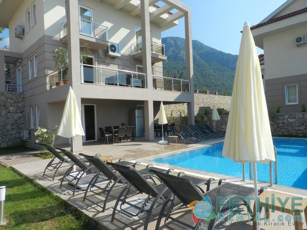 Haftalık Kiralık Villa Fethiye