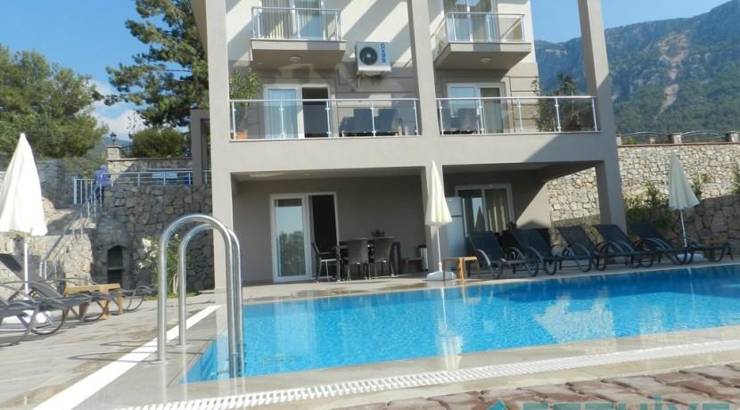Haftalık Kiralık Villa Fethiye 17