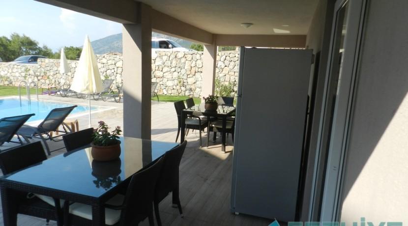 Haftalık Kiralık Villa Fethiye 18
