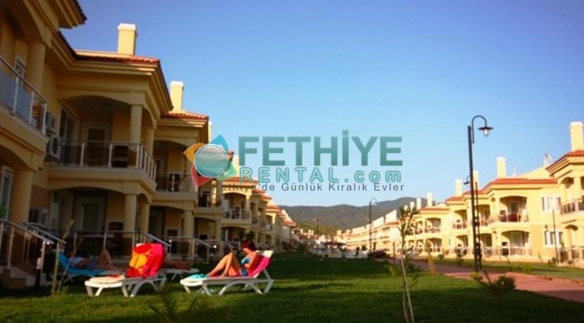 Kiralık Yazlık Daire Fethiye 30