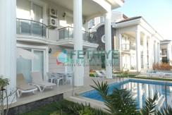 Müstakil Havuzlu Kiralık Villa Fethiye 01