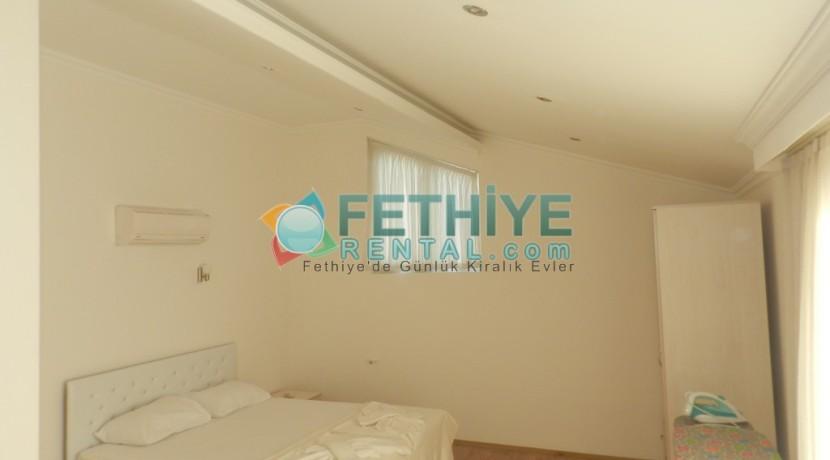 Müstakil Havuzlu Kiralık Villa Fethiye 06