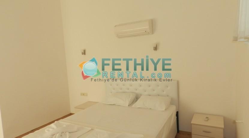 Müstakil Havuzlu Kiralık Villa Fethiye 09