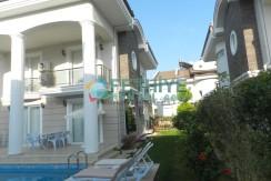 Müstakil Havuzlu Kiralık Villa Fethiye 12
