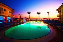 Sunset Beach Club kiralık daire fethiye 15