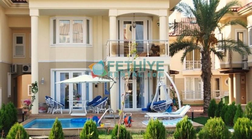 Sunset Beach Club kiralık daire fethiye 22