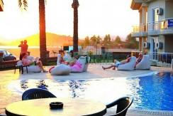Sunset Beach Club kiralık daire fethiye 23