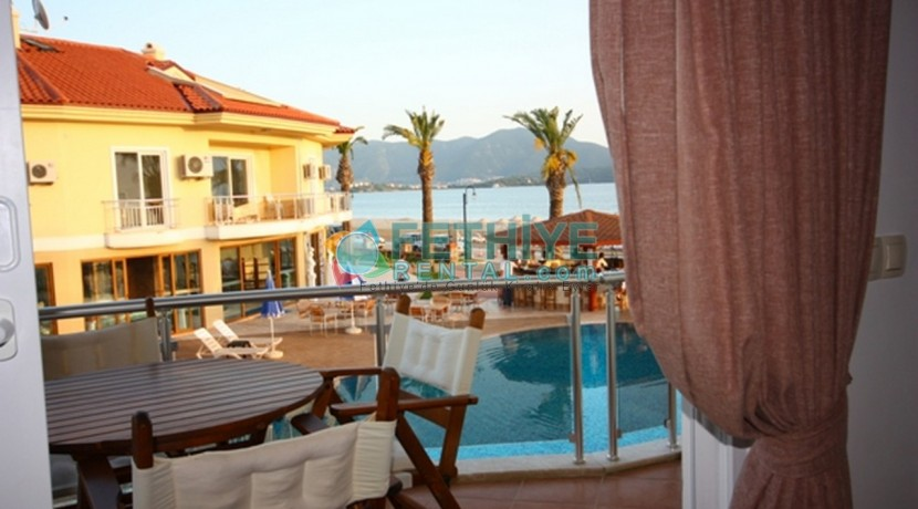 Sunset Beach Club kiralık daire fethiye 28
