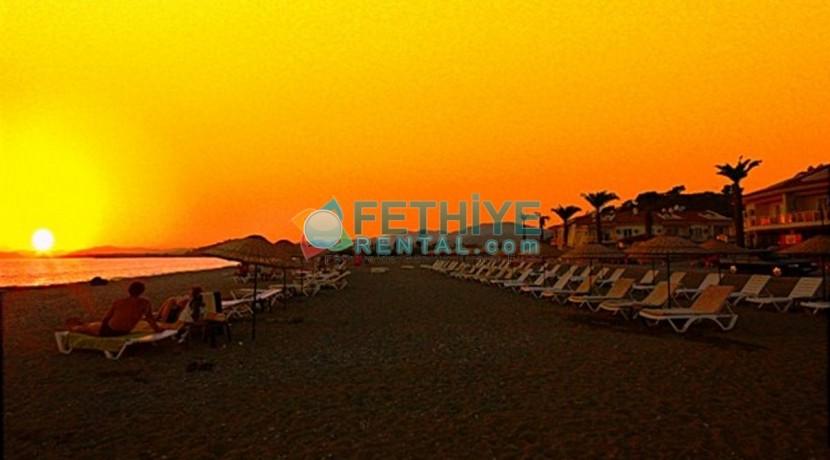 Sunset Beach Club kiralık daire fethiye 33