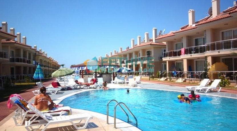 Sunset Beach Club kiralık daire fethiye 39