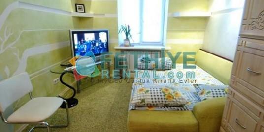 Kiralık Kiev Merkezde Studio Ev