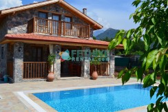 Korunaklı Havuzlu Yazlık Villa