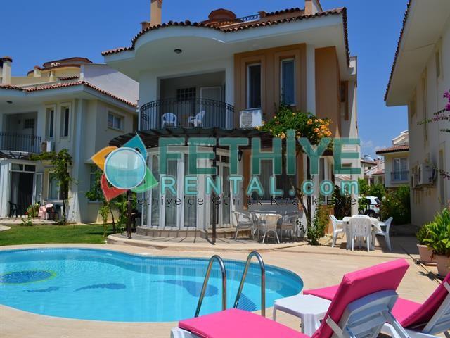 Fethiye Kiralık Mustakil Havuzlu Villa
