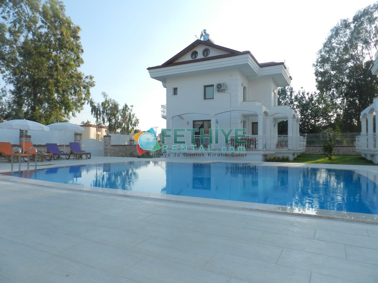 Fethiye Haftalık Kiralık Yazlık Villa