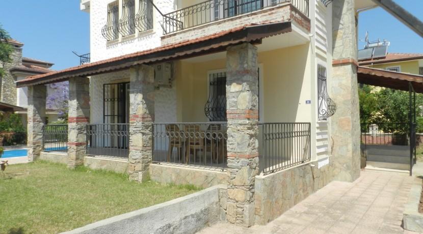 Mustakil kiralik villa12