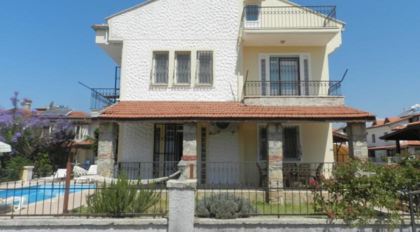 Mustakil kiralik villa13