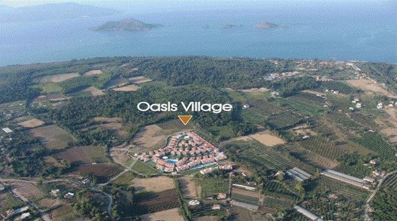 Site içerisinde Müstakil Kiralık Villa