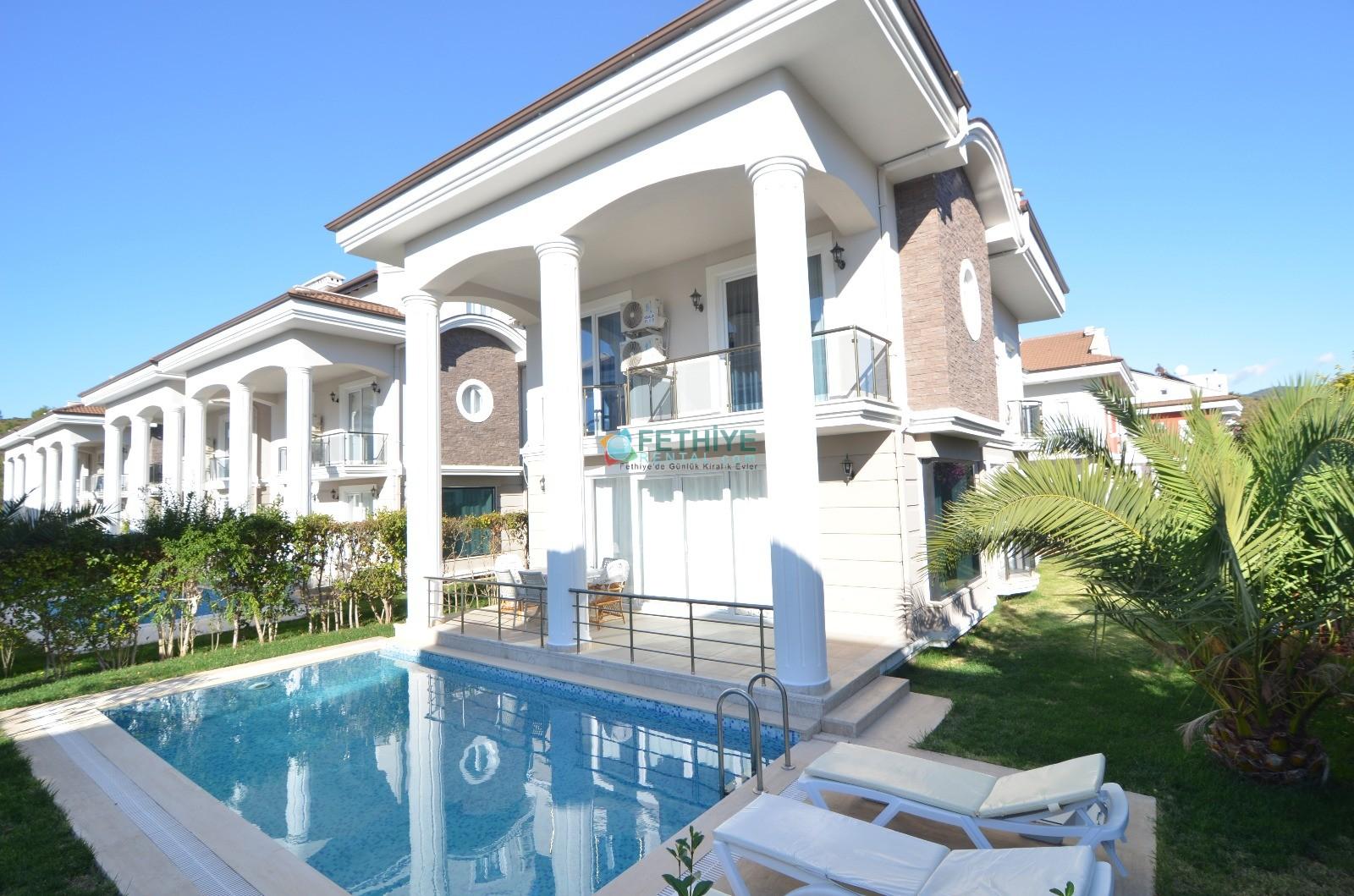 Günlük Kiralık Fethiye Villa