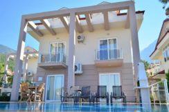 4 Yatak Odalı Günlük Kiralık Müstakil Havuzlu Villa Ölüdeniz Fethiye 04