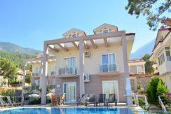 4 Yatak Odalı Günlük Kiralık Müstakil Havuzlu Villa Ölüdeniz Fethiye 15