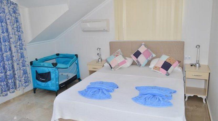 4 Yatak Odalı Günlük Kiralık Müstakil Havuzlu Villa Ölüdeniz Fethiye 19