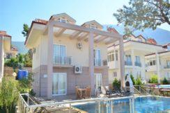 4 Yatak Odalı Günlük Kiralık Müstakil Havuzlu Villa Ölüdeniz Fethiye 20