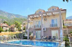 4 Yatak Odalı Günlük Kiralık Müstakil Havuzlu Villa Ölüdeniz Fethiye