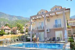 4 Yatak Odalı Günlük Kiralık Müstakil Havuzlu Villa Ölüdeniz Fethiye 25