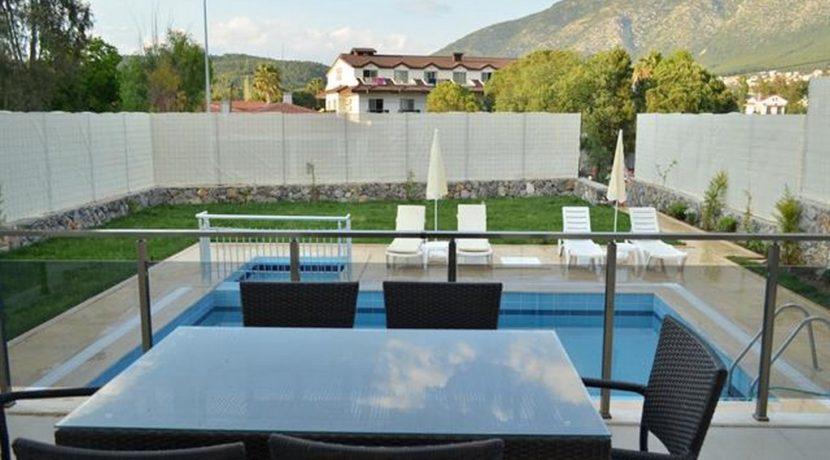 Havuzu Görünmeyen Müstakil Havuzlu Villa 07