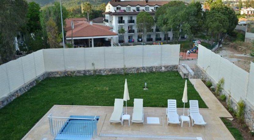 Havuzu Görünmeyen Müstakil Havuzlu Villa 22