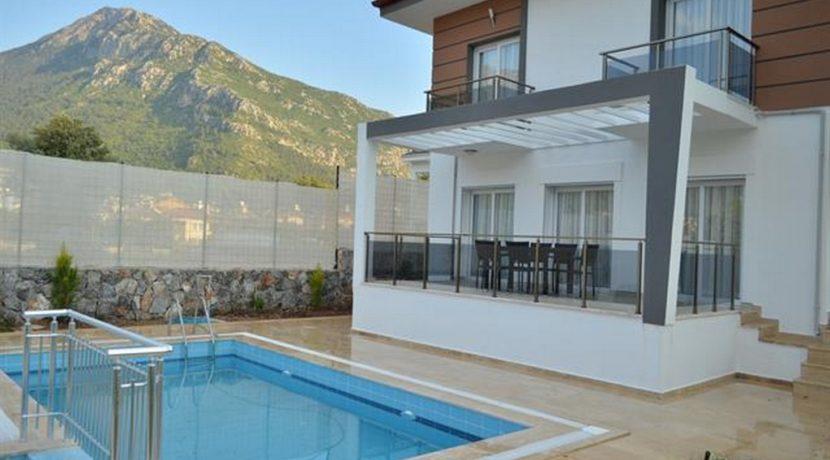 Havuzu Görünmeyen Müstakil Havuzlu Villa 30