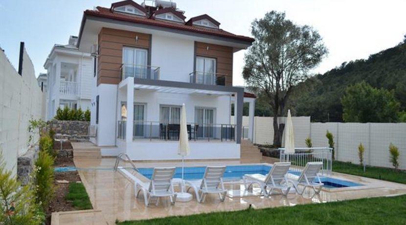 Havuzu Görünmeyen Müstakil Havuzlu Villa 32